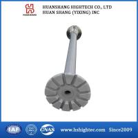 Buy cheap Silicon Nitride Ceramic Silicon Nitride Degassing Rotor And Shaft For Molten Aluminum from wholesalers