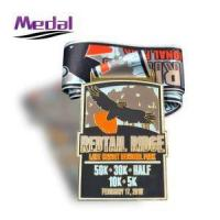 Buy cheap 3D Award Sport Souvenir Medal from wholesalers