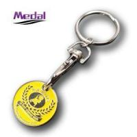 Buy cheap Printed Supermarket Trolley Coin from wholesalers