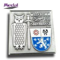 Buy cheap Army Officer Sheriff Star Badge from wholesalers