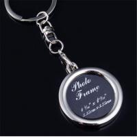 Buy cheap Keychains Keyrings Round Fashion Picture Keychains from wholesalers