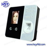 Buy cheap Time Attendance Facial Time Attendance System Free Software from wholesalers
