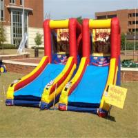 Buy cheap Inflatable Skee Ball Game from wholesalers