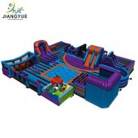 Buy cheap Indoor Inflatable Theme Park For Sale from wholesalers