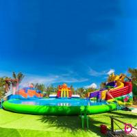 Buy cheap Inflatable Water Park On Land For Sale from wholesalers