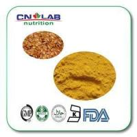 Buy cheap Nutural Flax Seed, Lignans (SDG), Linseed Extract Protein Powder from wholesalers