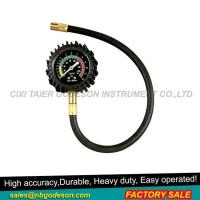 Buy cheap Tire Gauge with Gear Rubber Protector from wholesalers