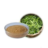 Buy cheap Organic Green Tea Extract Powder from wholesalers