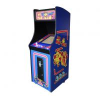 Buy cheap Ms Pacman Arcade Cabinet Game Machine from wholesalers