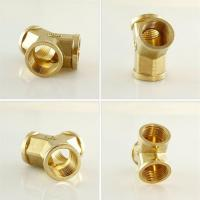 Buy cheap Y Type Brass Pipe Fittings from wholesalers