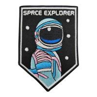 Buy cheap Space Explorer Embroidered Patches Shoulder Badge from wholesalers