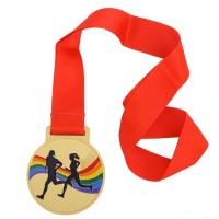 Buy cheap Gold Silver Bronze Medallion Sports from wholesalers