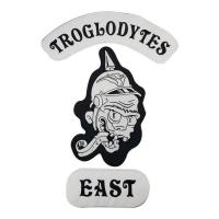 Buy cheap TROGLODYTES EAST ZOMBIE PATCH from wholesalers