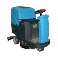 Buy cheap Electric Ride on Floor Scrubber Machine from wholesalers