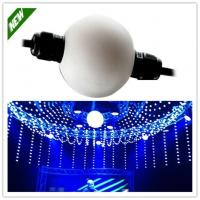 Buy cheap RGB DMX Programmable Pixel 3D Ball Christmas Lights from wholesalers