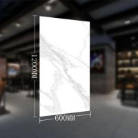 Buy cheap Black White Marble Floor Tiles from wholesalers
