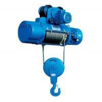 Buy cheap CD Single Speed Electric Hoist from wholesalers