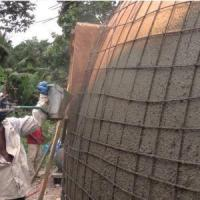Buy cheap R4 Dry Sprayed Fibre Reinforced Micro Repair Concrete from wholesalers