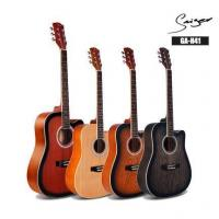Buy cheap 41 Satin Finish Guitar for Beginners from wholesalers