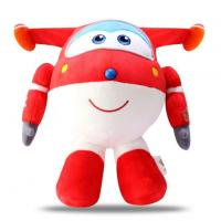 Buy cheap Super Wings Jett Recording Plush Toys from wholesalers