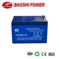 Buy cheap Rechargeable Batteries for Electric Bicycle from wholesalers