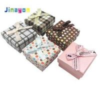 Buy cheap Jinayon New Custom wholesale gift boxes cardboard packaging box Luxury Rectangle Christmas from wholesalers