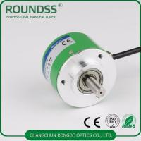 Buy cheap Incremental Encoder Optical Shaft Encoder from wholesalers