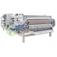 Buy cheap Belt filter press from wholesalers