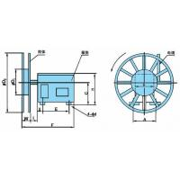 Buy cheap One Row Cable Winding Dish product