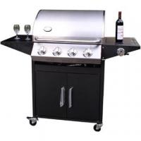 China 4-burners Gas Grills with Cabinet on sale