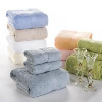 Buy cheap Long-staple cotton towel from wholesalers