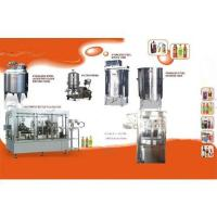 Buy cheap Juice Filling Machine product