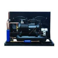 Buy cheap Semi-hermetic & Screw Compressor unit Air cooling chiller -5~-40 from wholesalers