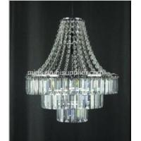 Buy cheap Chrome Frame With Clear Acrylic Beads from wholesalers