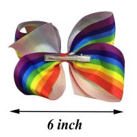 Buy cheap Hot Sale 6 Inch Big Hair Bows For Girls from wholesalers
