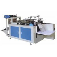 Buy cheap Plastic bag making machine product