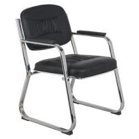 Buy cheap Office Chairs 2018 Low Backrest Meeting Training Room Furniture662 from wholesalers