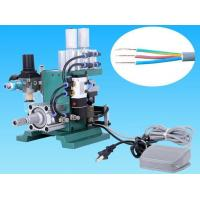 Buy cheap WPM-3FN VERTICAL TYPE WIRE STIPPING TWISTING MACHINE (SEMI-AUTOMATIC) from wholesalers