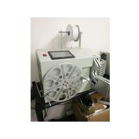 Buy cheap WPM -212L Automactic cable wire coil winding and bindingmachine from wholesalers
