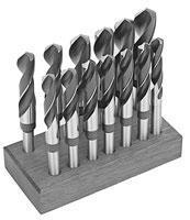 "Buy cheap Silver & Deming (1/2"" Shank), High Speed Steel - Drill Sets product"