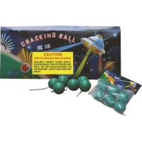 Buy cheap Crackling Ball Novelty Fireworks from wholesalers