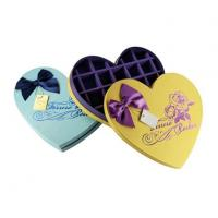 Buy cheap Heart Shaped Gift Box Packaging Box from wholesalers