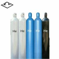 Buy cheap ISO9809-46.7L-232mm-Helium gas cylinder from wholesalers