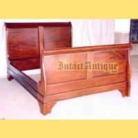 Buy cheap SleighBed Queen Size from wholesalers