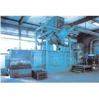 Buy cheap Spring, round spring, the crankshaft connecting rod shot blasting machine to strengthen from wholesalers