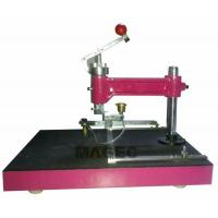 Buy cheap Manual Glass Cutting Machine for Round Shape from wholesalers