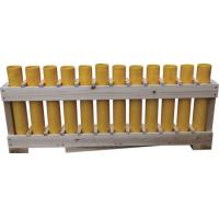 Buy cheap 2''12 Shot Yellow Fiberglass Mortar Rack W/fold Out Support from wholesalers