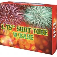 Buy cheap 1.75'' Single Shot Artillery Shells Fireworks With Base from wholesalers