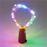 Buy cheap RGB Flashing Functions Wine Cork Lights from wholesalers