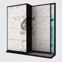 Buy cheap pushing type ceramic tile display shelf (A-005) from wholesalers